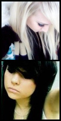 Chɑrlotte  & Eva ♥