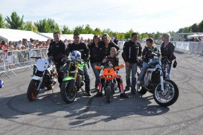 Fête de la moto à Guignicourt le 28 mai 2011