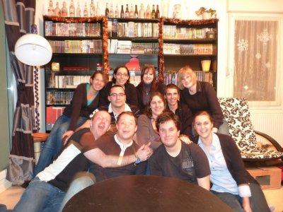 Ma dream team !!! Peut pas rever mieux