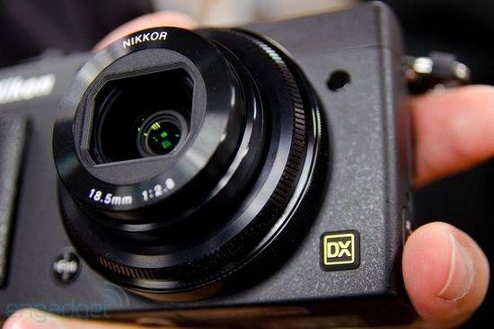 NiKang appareils-photo numériques à Coolpix A réellement