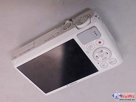 Canon S200 à devenir une nouvelle génération de poche portable