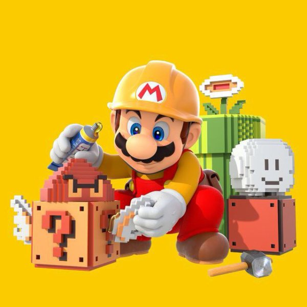 Super Mario Maker - Partage de niveaux
