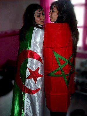 <3<3<3 les Algériens et les Marocains sont des frères <3<3<3