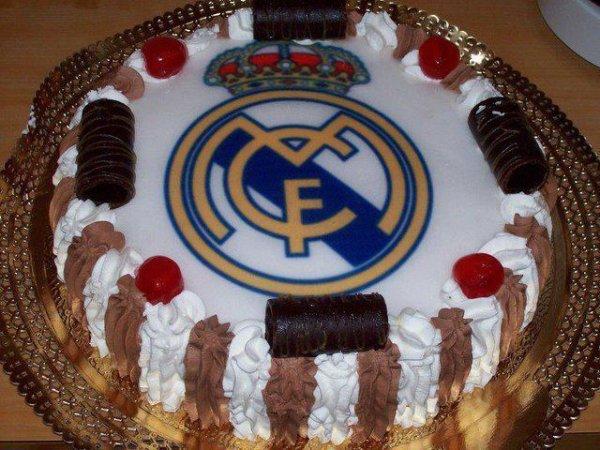 Real Madrid dans mon coeur <3<3<3<3