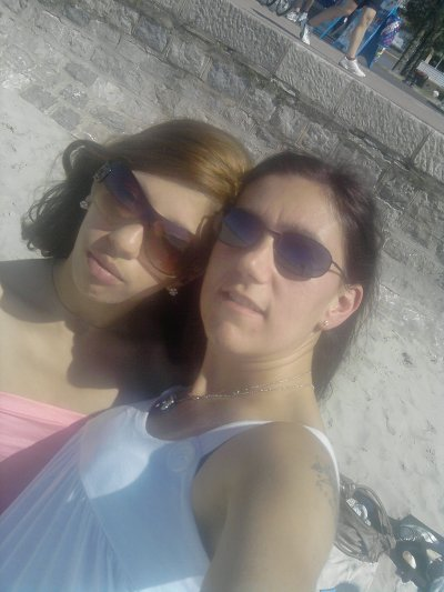 moi et ma cheri journée playa!!!