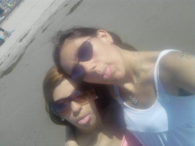 moi et ma best journée playa!!