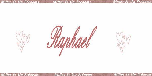 ☆ Raphael ☆