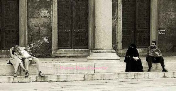 Assalamoû 3alaykoum Wa Rahmatou Llahî