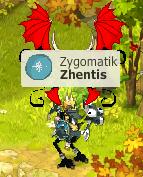Et  voila Zhentis l'énu !