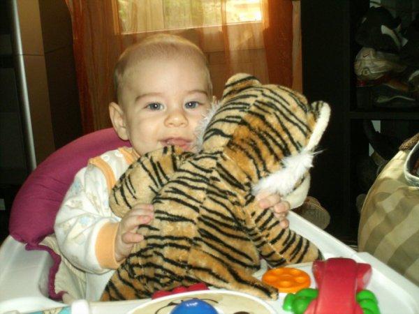 Mon neveu Clément