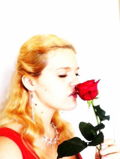 la rose rouge symbole d'amour éternel?