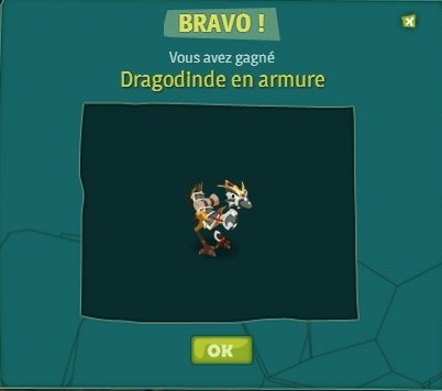 DragoDinde en Armure, Aight !