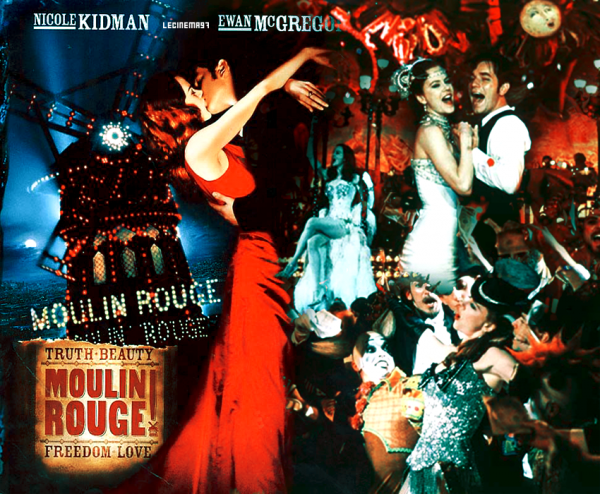 Moulin rouge ღ