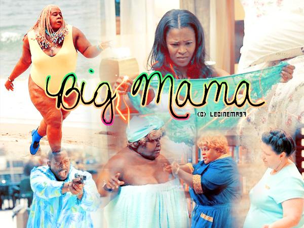 Big Mama ; ça déchire !!! xP                                                         Une comédie no-complexe !! ;) ;D ;P 8-p