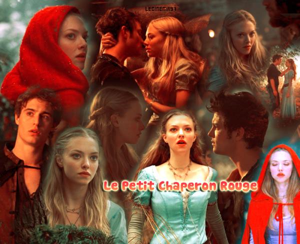 Red Riding Hood ♥ Le Chaperon Rouge♥ Réalisé par Catherine Hardwick (Twilight 1) Avec Amanda, Shiloh et Max.