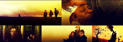 Harry Potter et les reliques de la mort - Partie 1 -