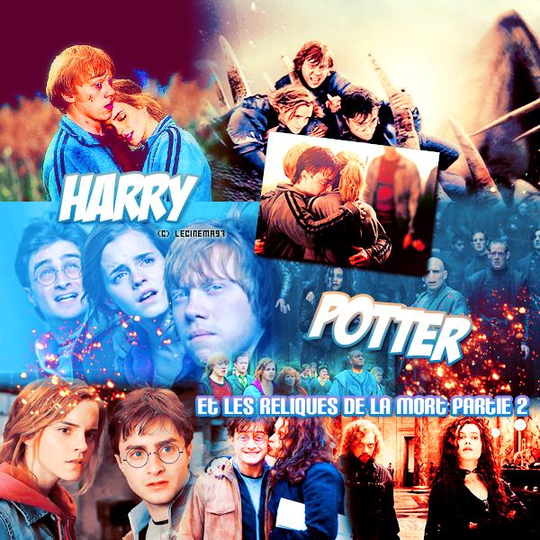 Harry Potter et les reliques de la mort - Partie 2 -
