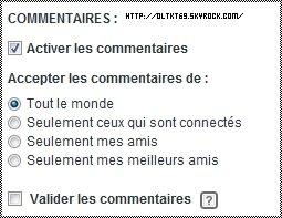 - Article N°81 : Règles Du Blog .