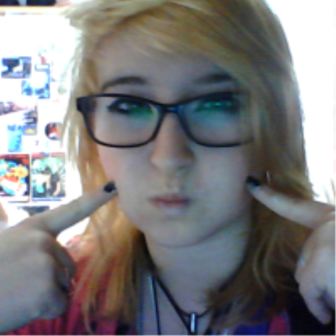 Moi re blonde ^^