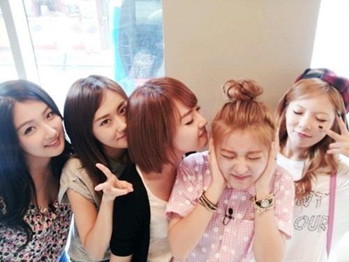 The Koreans Girls