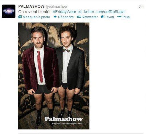 TWITTER PALMASHOW