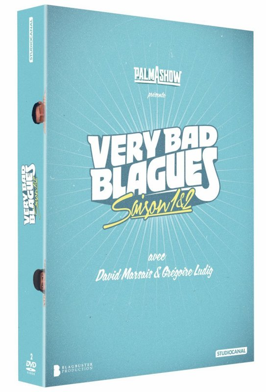 Pré-commander le DVD de Very Bad Blagues !