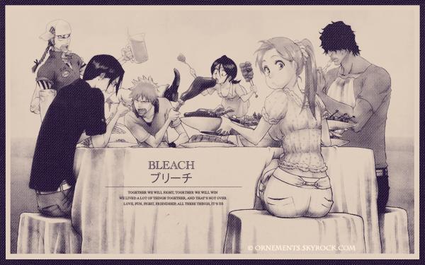 •• •• Bleach