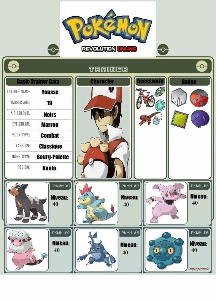 Hors Série #Pokémon Révolution Online 05/08/2016