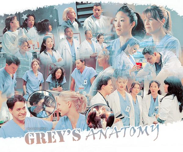 ►► Article : Grey's Anatomy  ◘ Création  ►► Genre : Série