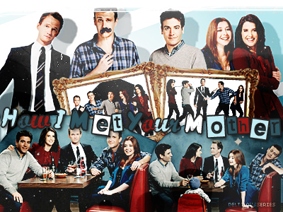 ►► Article : How I Met Your Mother ◘ Création  ►► Genre : Série