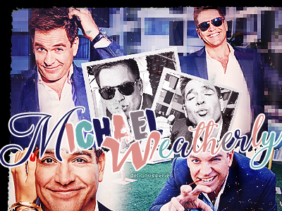 ►► Article : Michael Weatherly  ◘ Création  ►► Genre : Acteur