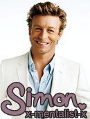 Simon Baker is in the place