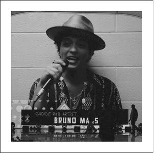 12/08/13 - Bruno vainqueur de 2 Teen Choice Awards