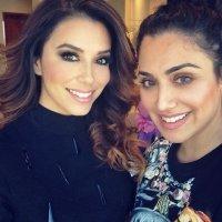 Huda Kattan connue pour son maquillage sophistiqué HUDABEAUTY  a été interviewée par ELLE MAGASINE