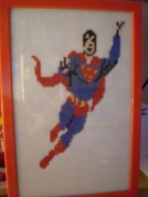 cadre superman