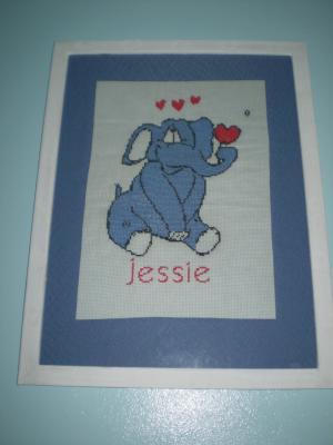 L ELEPHANT DE JESSIE