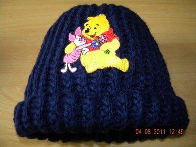 Bonnet Winnie l'ourson