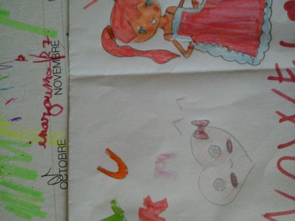 Luka vocaloid fait par ma petite soeur