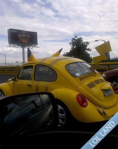 PIKA CARS