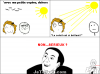 LE SOLEIL BRILLE