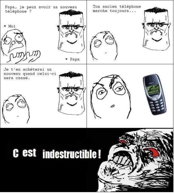 c indestrutible