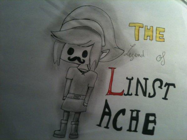 Dessin de Zelda ( Link )