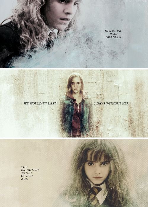 hermione :3