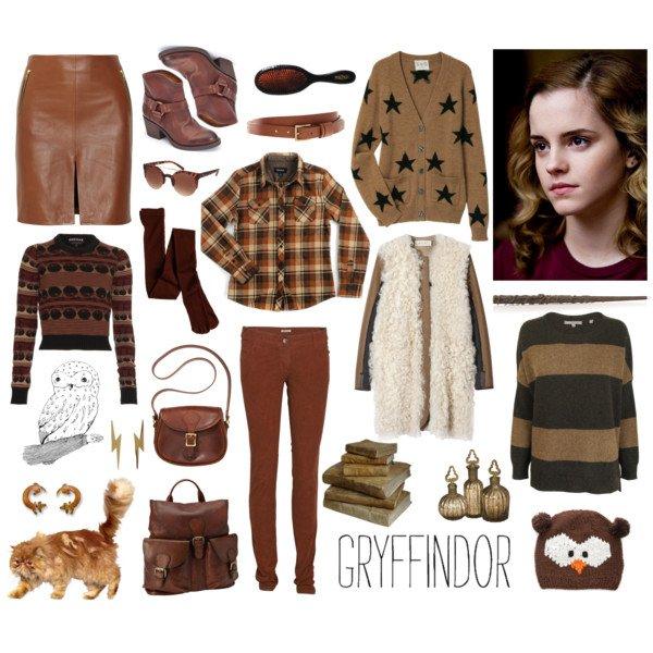 look des filles hermione et luna vous preferez laquelle ?