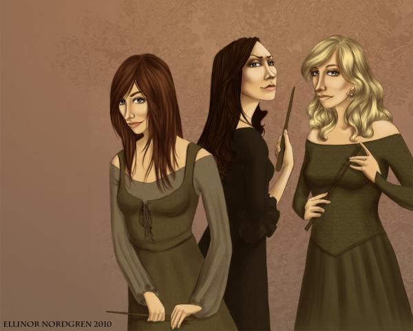 laquelle des soeurs Black vous preferez ?