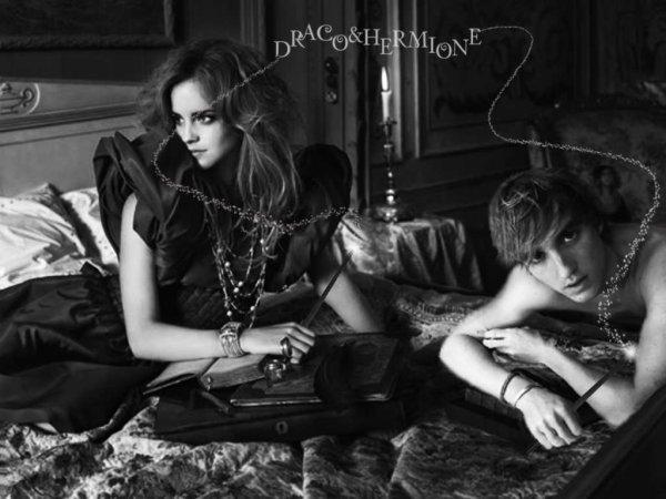 """quelle image """"dramione """" preferez vous ?"""