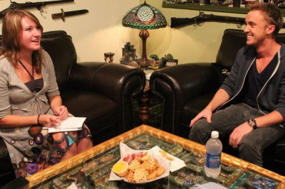 Interview de Woodbridge Patch