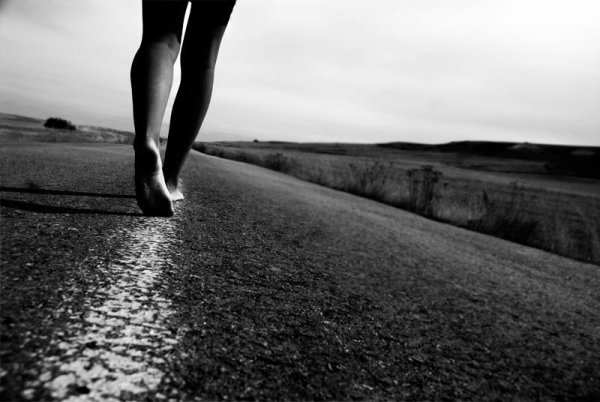 Partir un jour, partir toujours.