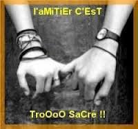 L'amitier C'est Trop Sacrée !!!