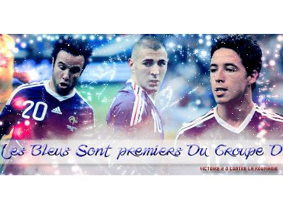 France 2 0 Roumanie